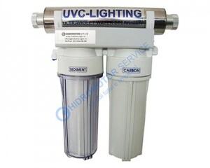 Filtru apa UPS 2 UV